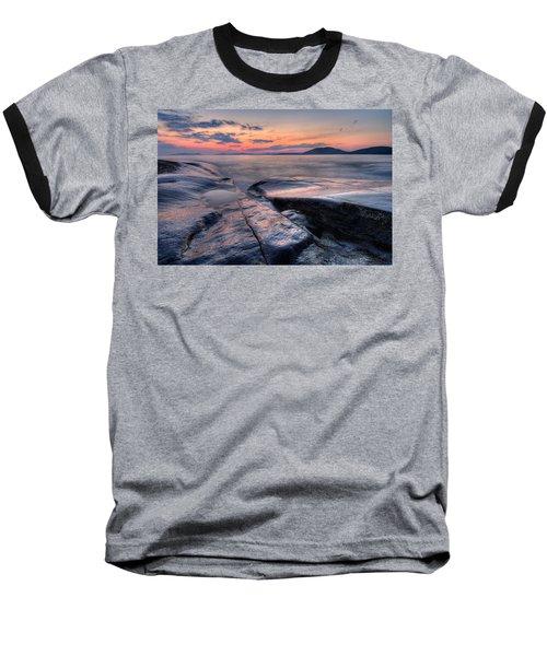 Liquid Lagoon  Baseball T-Shirt