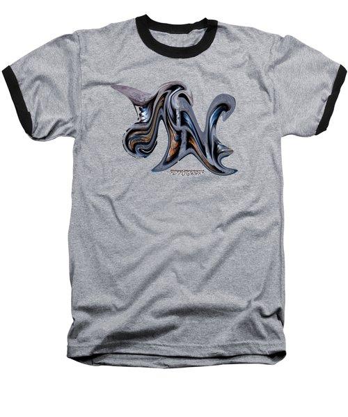 Liquid Rhino Transparency Baseball T-Shirt