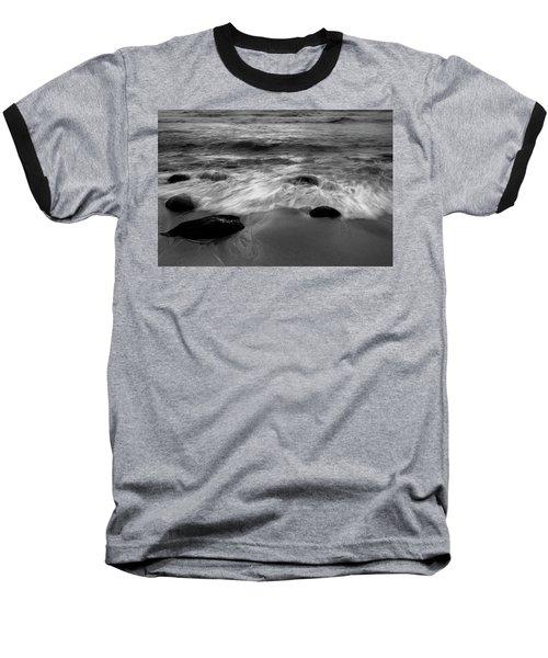 Liquid Veil Baseball T-Shirt by Edgar Laureano