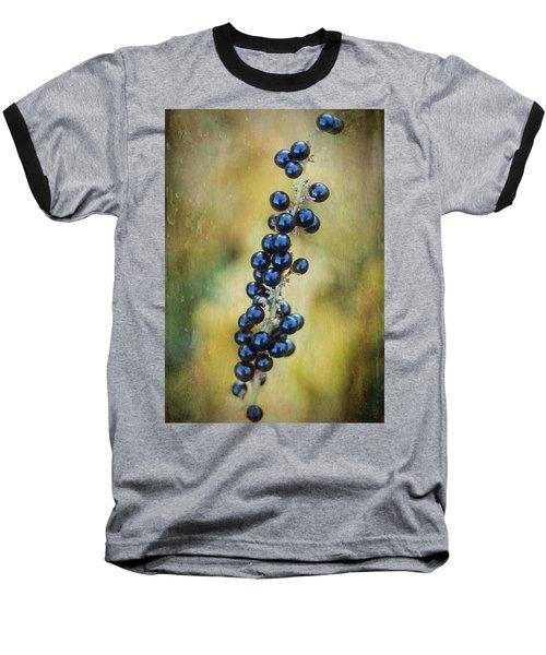 Liriope Stalk Baseball T-Shirt
