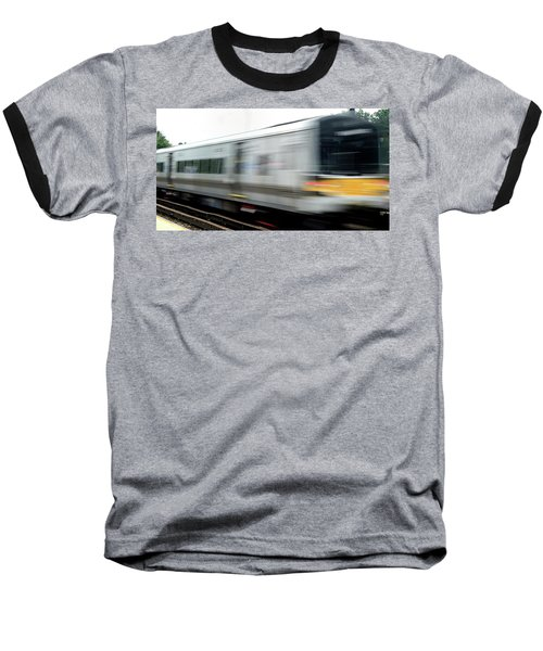 Lirr East Bound Baseball T-Shirt