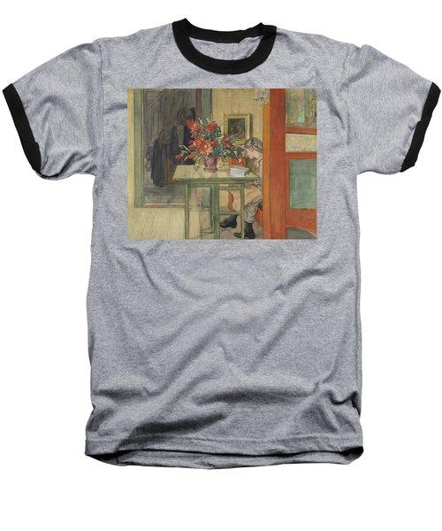 Lisbeth Reading Baseball T-Shirt
