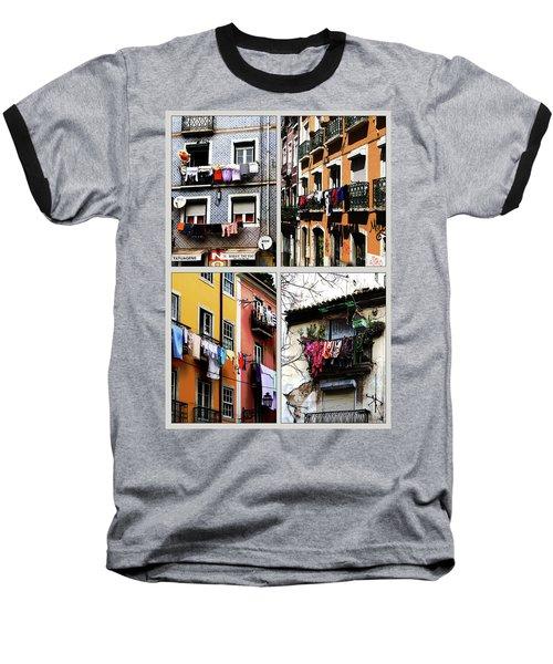 Lisbon Laundry Baseball T-Shirt