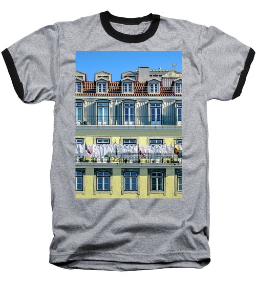 Lisbon Laundry Baseball T-Shirt