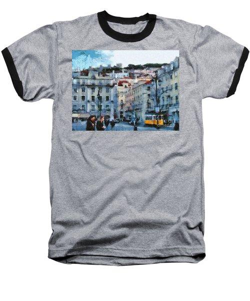 Lisbon Street Baseball T-Shirt