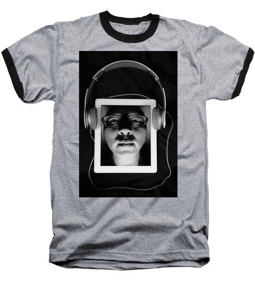 Listen To Inner Voice Baseball T-Shirt