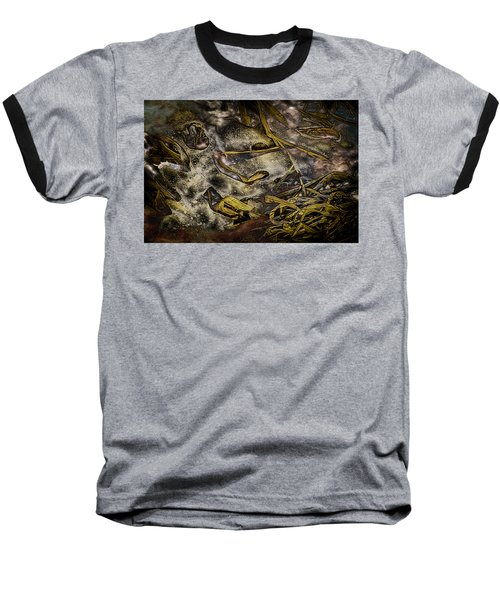 Listening To The Semifrozen Marsh Baseball T-Shirt