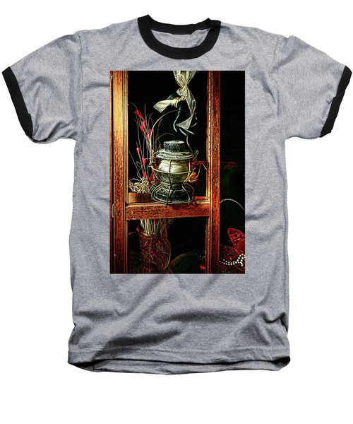 Lite My Way Baseball T-Shirt