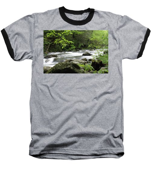 Litltle River 1 Baseball T-Shirt