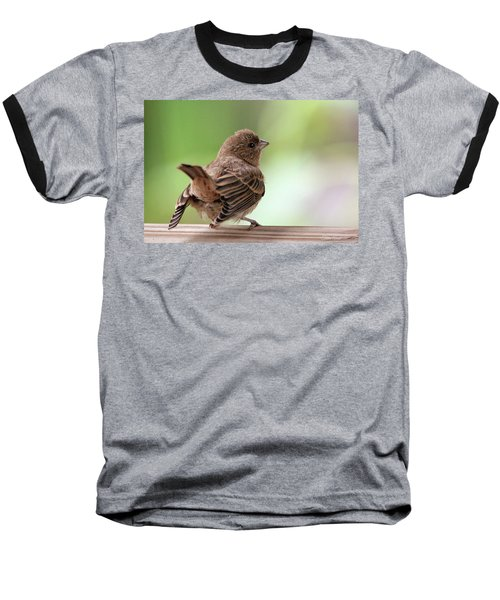 Little Bird Baseball T-Shirt