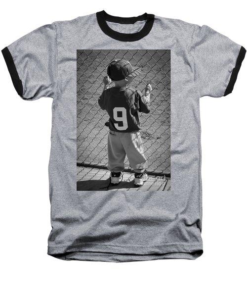 Little Brother Baseball T-Shirt
