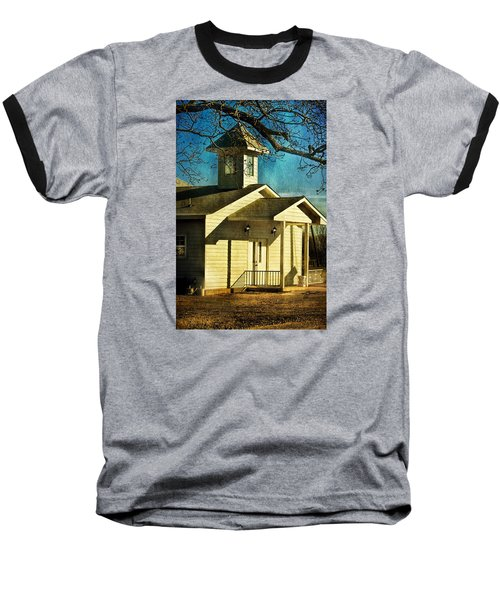 Little Church Baseball T-Shirt