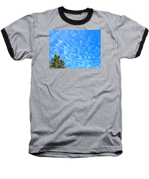 Little Clouds Baseball T-Shirt
