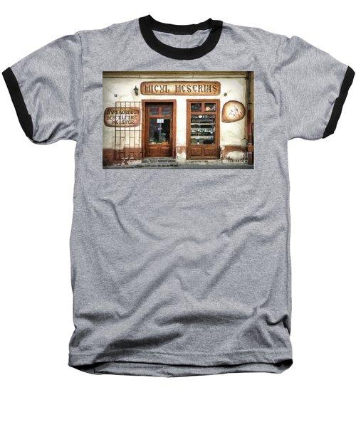 Little Craftsman' Shop - Micul Meserias Baseball T-Shirt