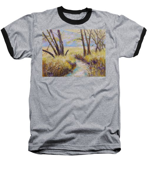 Little Creek Baseball T-Shirt by William Reed