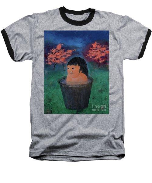 Little Darling Happiness Baseball T-Shirt