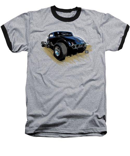 Little Deuce Coupe Baseball T-Shirt