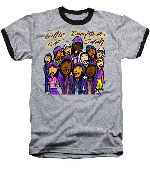 Little Dos Baseball T-Shirt