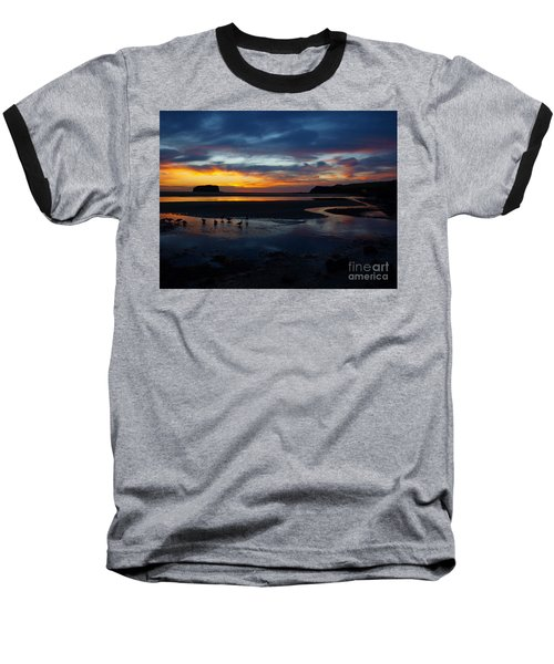 Little Ducks Baseball T-Shirt by Trena Mara