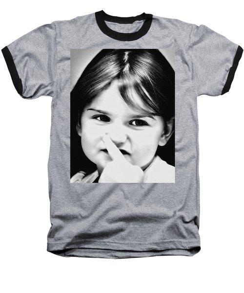 Little Emma Baseball T-Shirt