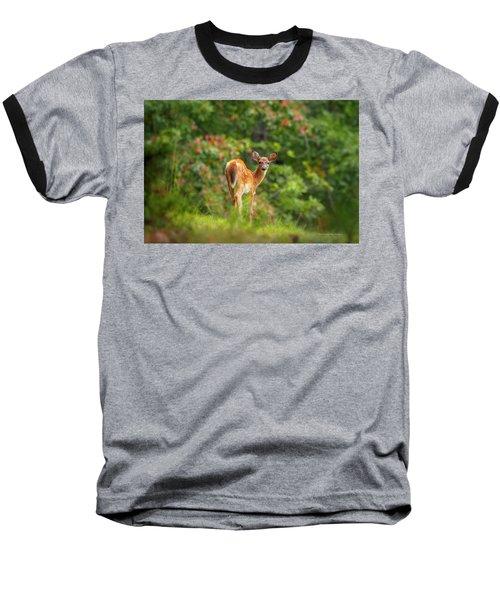 Little Fawn Baseball T-Shirt