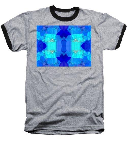 Little Fishes Baseball T-Shirt
