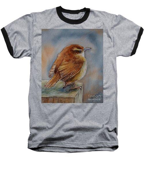 Little Friend Baseball T-Shirt