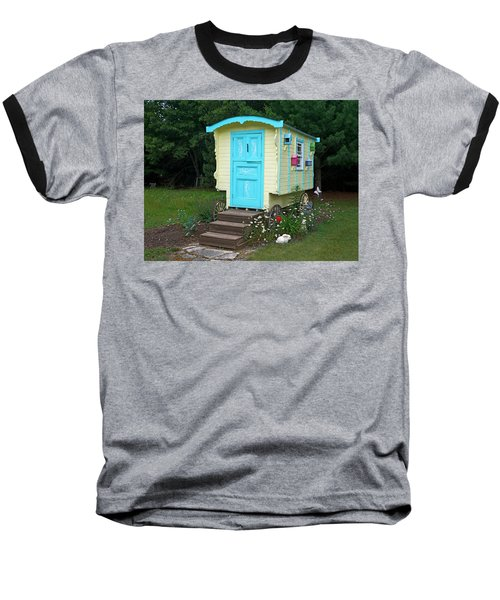 Little Gypsy Wagon II Baseball T-Shirt