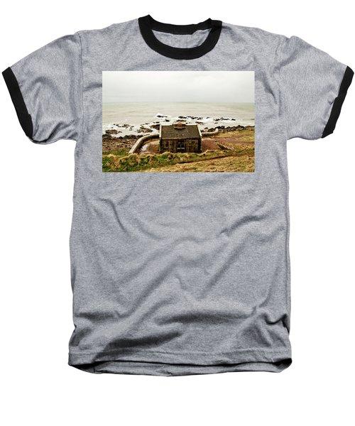 Little House At The Nigg Bay. Baseball T-Shirt