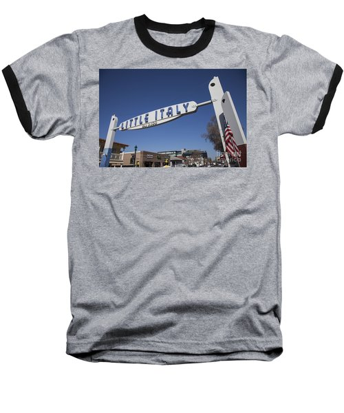 Little Italy Baseball T-Shirt
