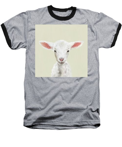 Little Lamb Baseball T-Shirt