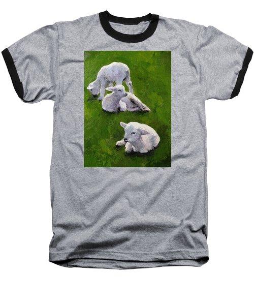 Little Lambs Baseball T-Shirt