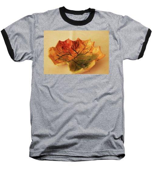 Baseball T-Shirt featuring the photograph Little Leif Dish  by Itzhak Richter