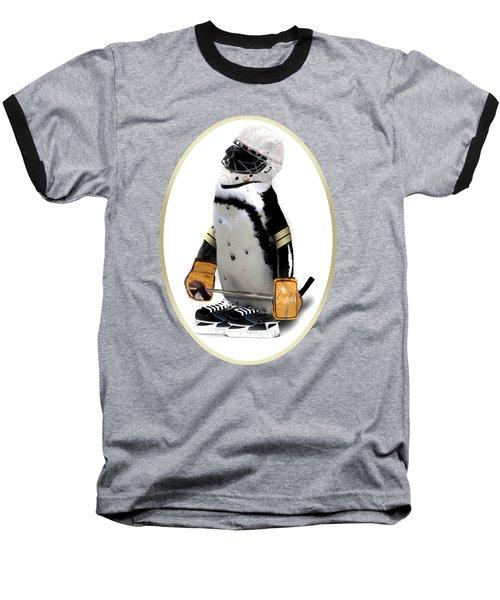 Little Mascot Baseball T-Shirt