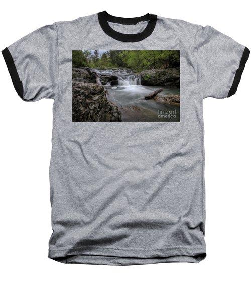 Little Missouri Falls Baseball T-Shirt