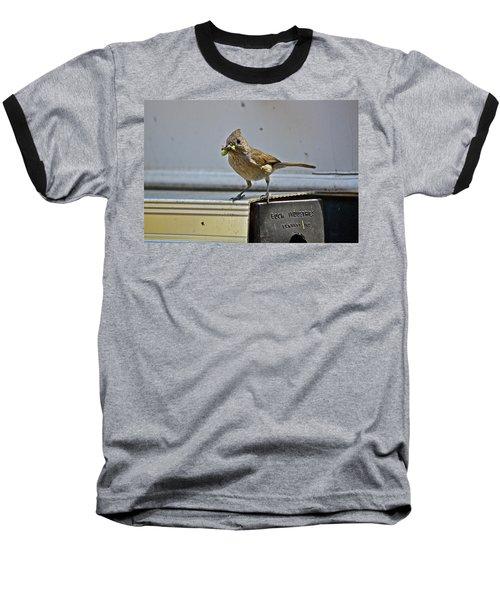 Little Mother Baseball T-Shirt