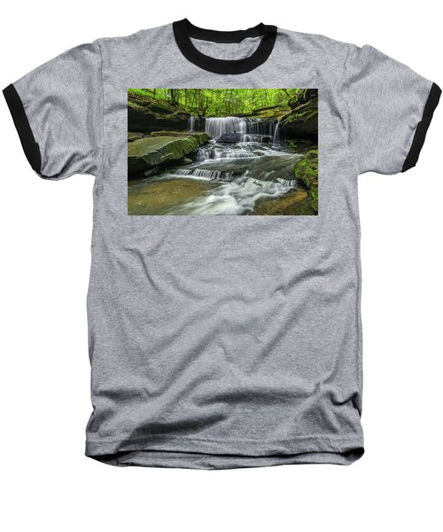 Little Mudlick Falls Baseball T-Shirt