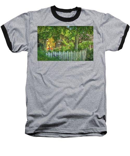 Little Picket Fence Baseball T-Shirt