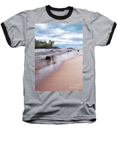 Little Presque Isle Baseball T-Shirt