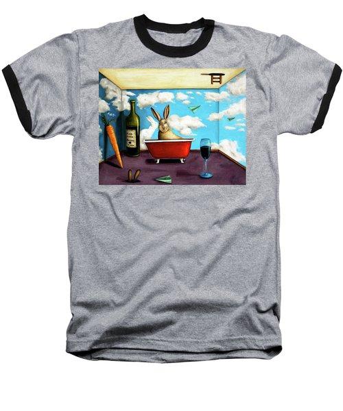 Little Rabbit Spirits Baseball T-Shirt