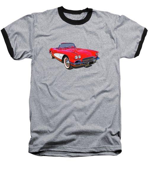 Little Red 61 Baseball T-Shirt