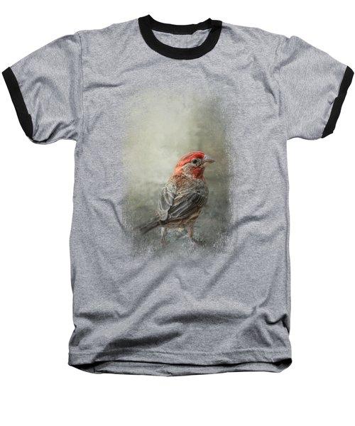 Little Red After The Storm Baseball T-Shirt by Jai Johnson
