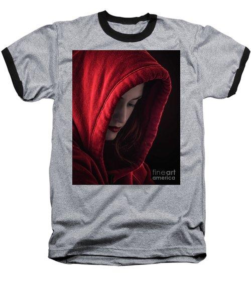 Little Red Riding Hood Baseball T-Shirt