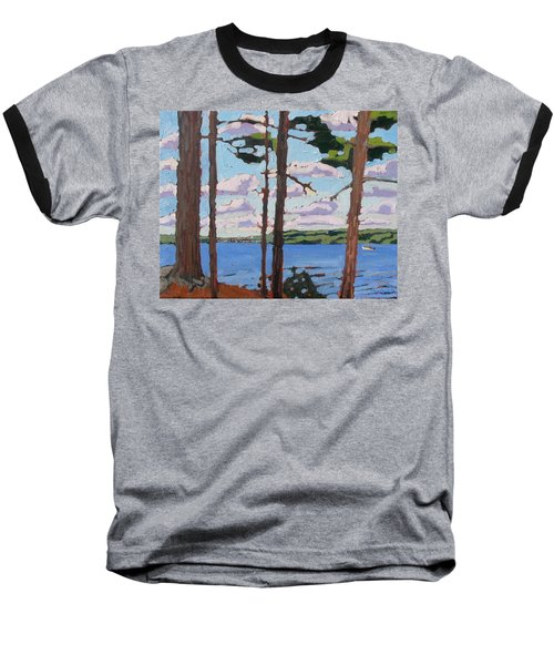 Little Rideau Lake Baseball T-Shirt