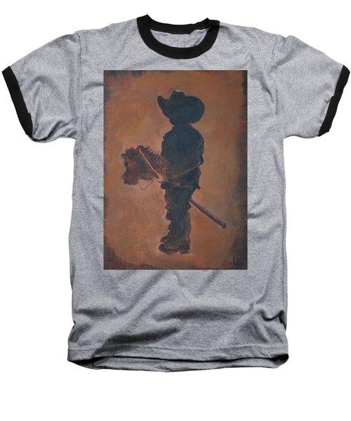Little Rider Baseball T-Shirt