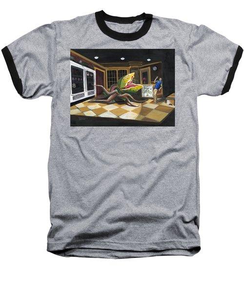 Little Shop Of Horrors Baseball T-Shirt