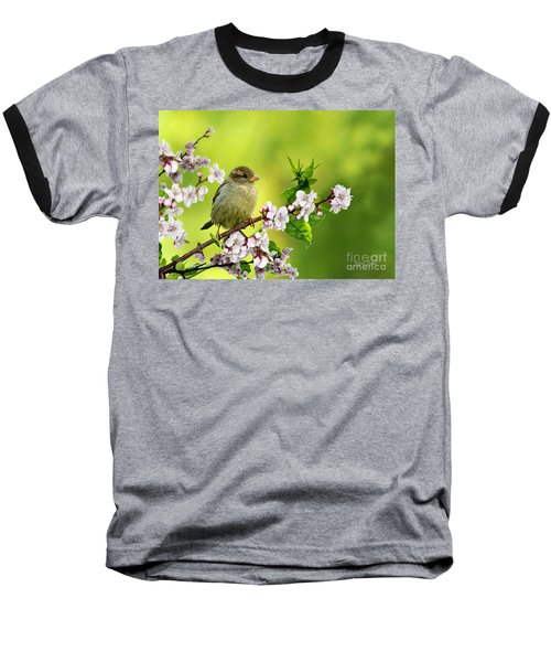 Little Sparrow Baseball T-Shirt