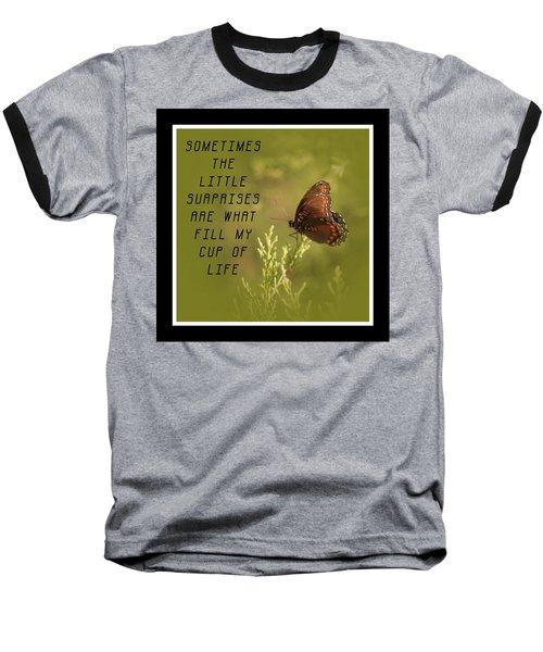 Little Surprises Baseball T-Shirt