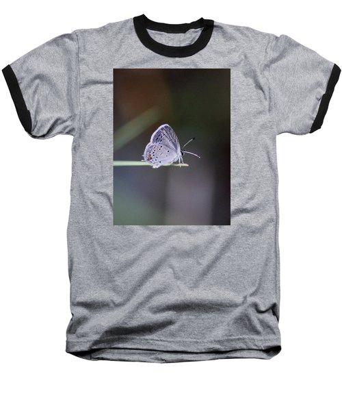 Little Teeny - Butterfly Baseball T-Shirt