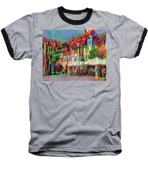 Little Town Baseball T-Shirt